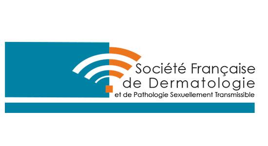 logo societe française de dermatologie