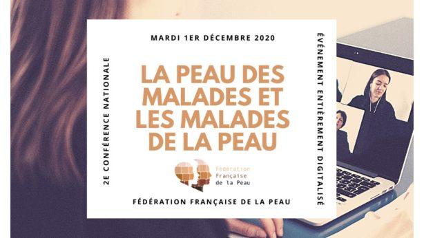 2ère Conférence Nationale de la Fédération Française de la Peau