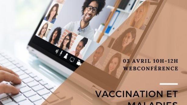 webconférence vaccination et maladies dermatologiques